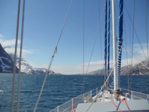 WHY dans fjord